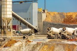 Concrete Ready-Mix Batch Plant