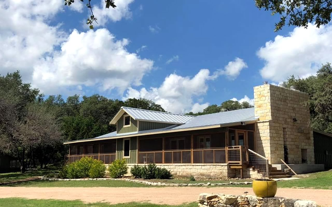Two-night stay at Rebecca Creek Bed & Breakfast