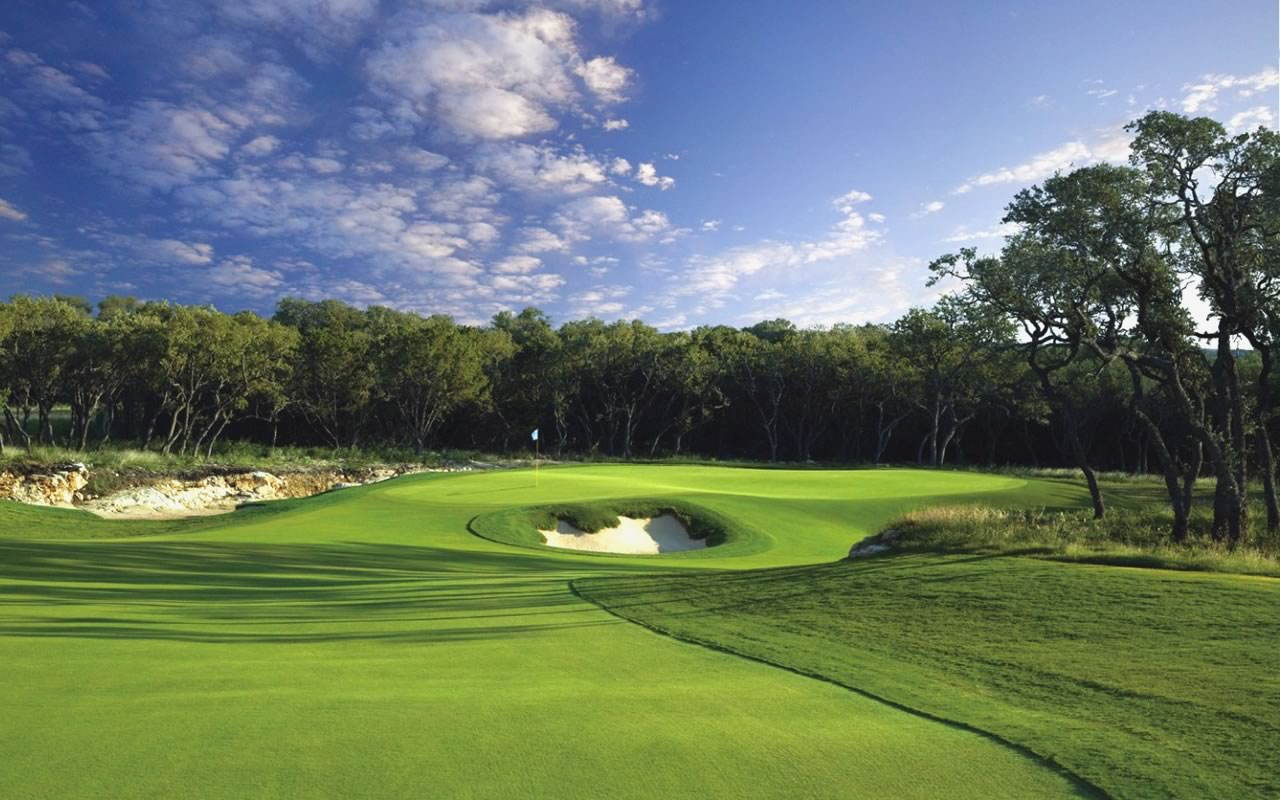 Golf package for four at TPC San Antonio