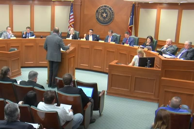 Texas House Energy Resources Committee