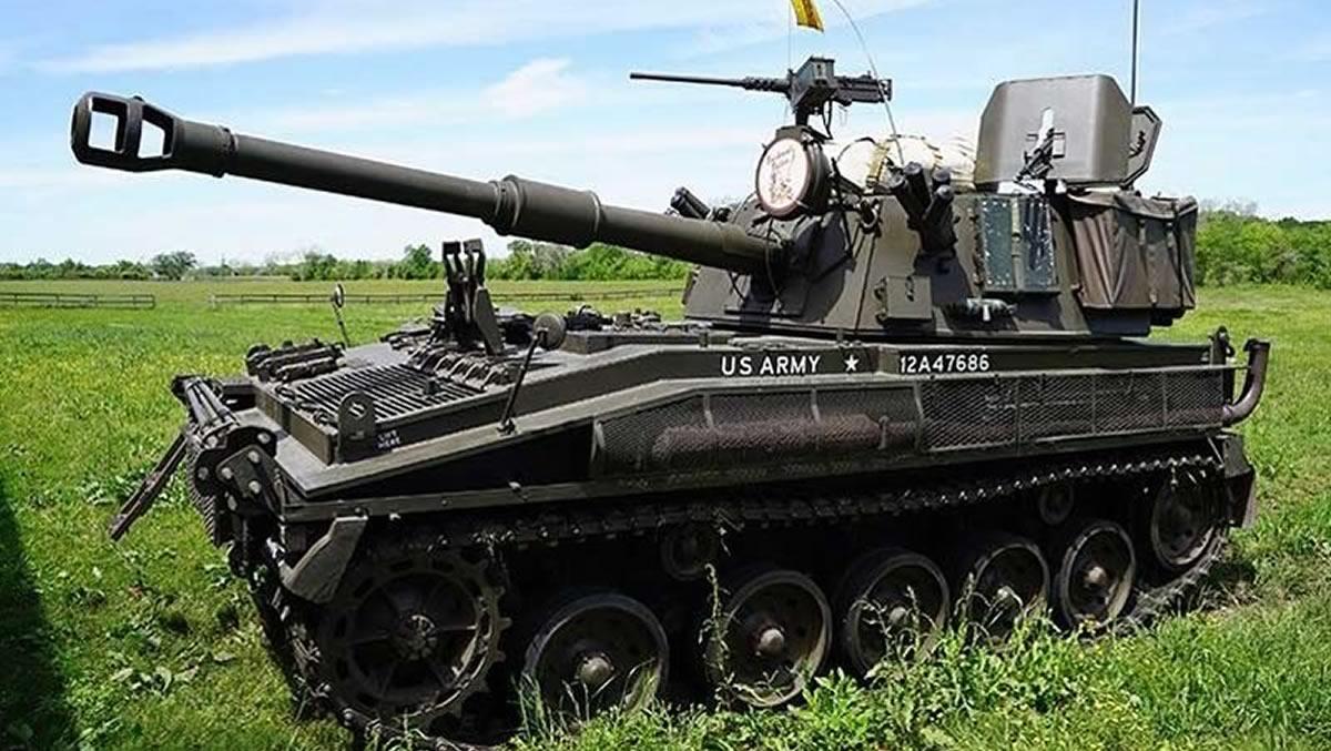 Tank and Machine Gun Experience