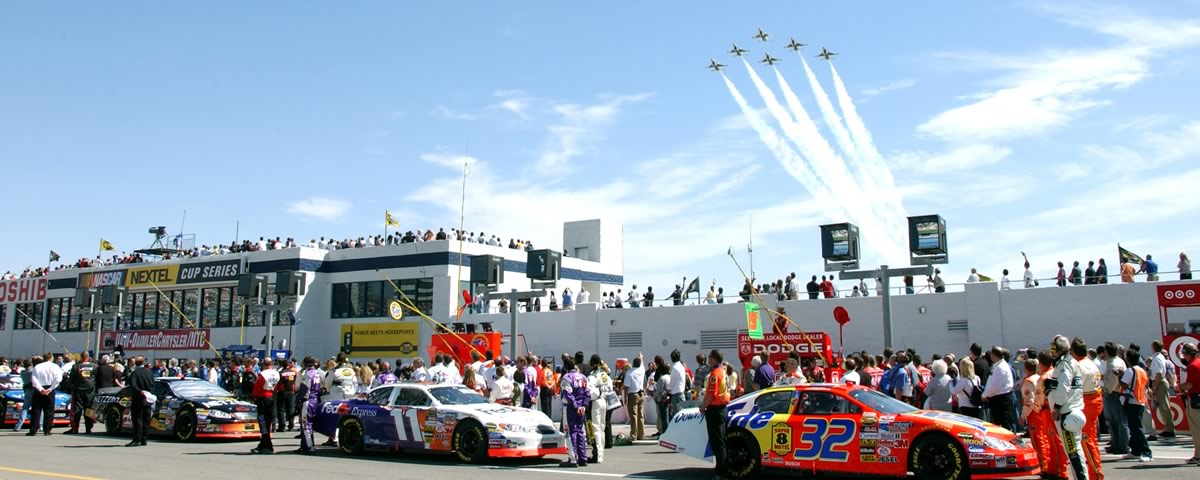 All-Access Ultimate NASCAR Fan Experience Package