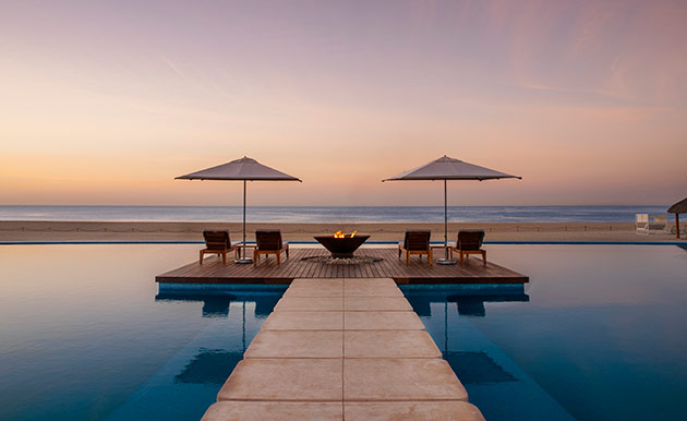 Seven-night stay in your choice of selected Mexico (such as Los Cabos) or US resort destinations