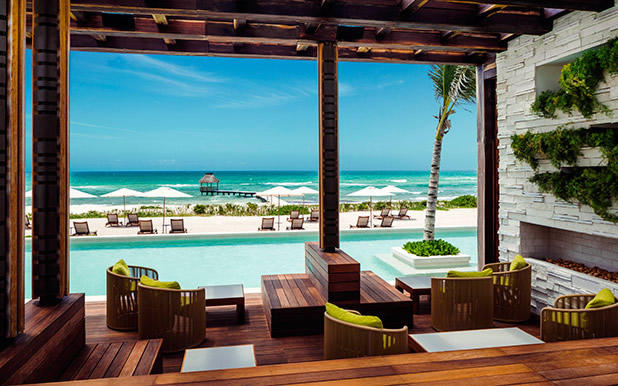 Seven-night stay in your choice of selected Mexico (such as the Mayan Riviera) or US resort destinations