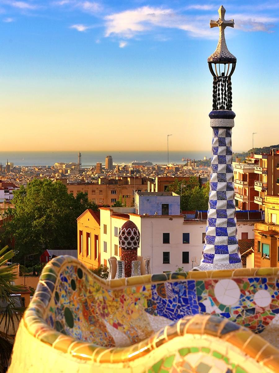 Six-night stay in Barcelona